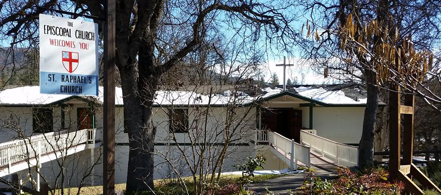 Saint Raphael's Episcopal Church at ECCO